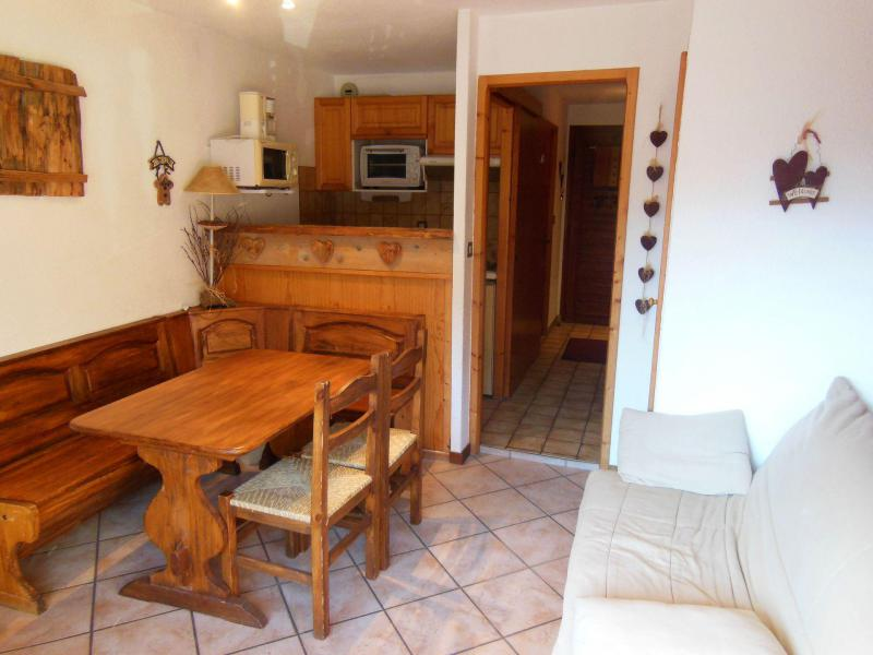 Location au ski Appartement 2 pièces 5 personnes (60CL) - Résidence le Centre - Champagny-en-Vanoise - Séjour
