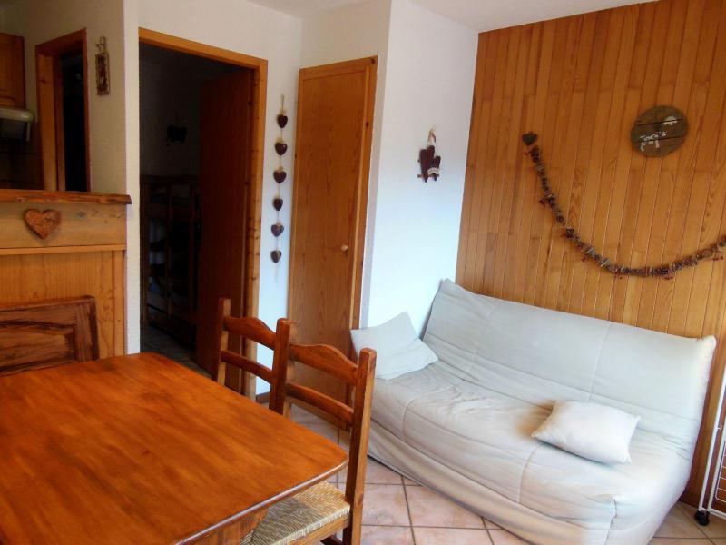 Location au ski Appartement 2 pièces 5 personnes (60CL) - Résidence le Centre - Champagny-en-Vanoise - Table
