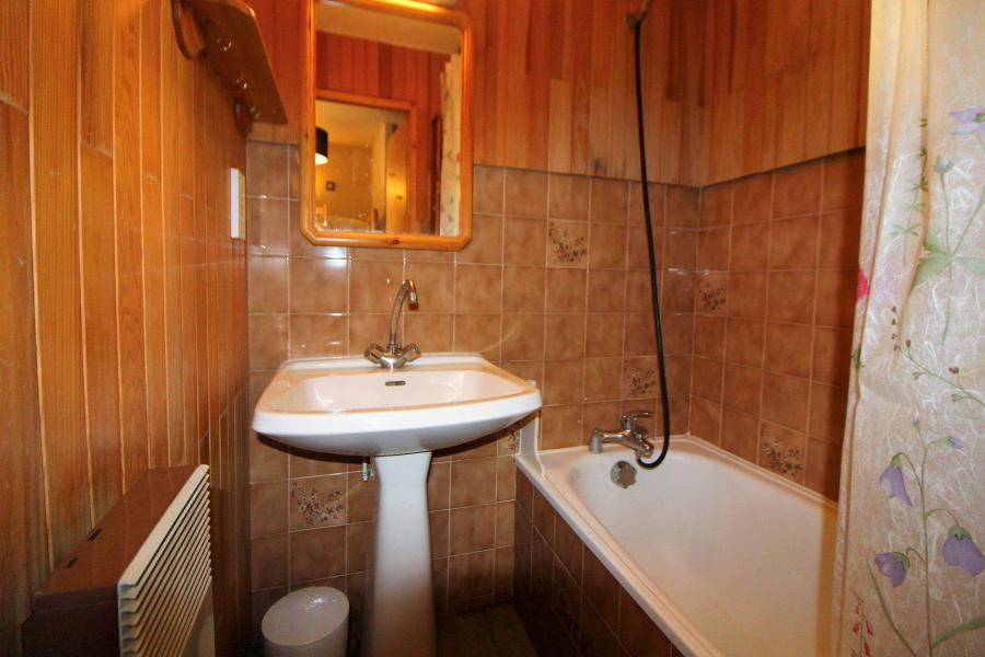 Location au ski Appartement 2 pièces coin montagne 4 personnes (035) - Résidence le Centre - Champagny-en-Vanoise - Baignoire