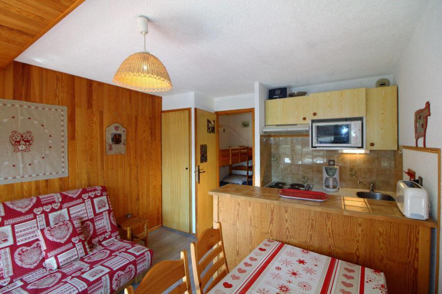 Location au ski Appartement 2 pièces coin montagne 5 personnes (006) - Résidence le Centre - Champagny-en-Vanoise - Kitchenette