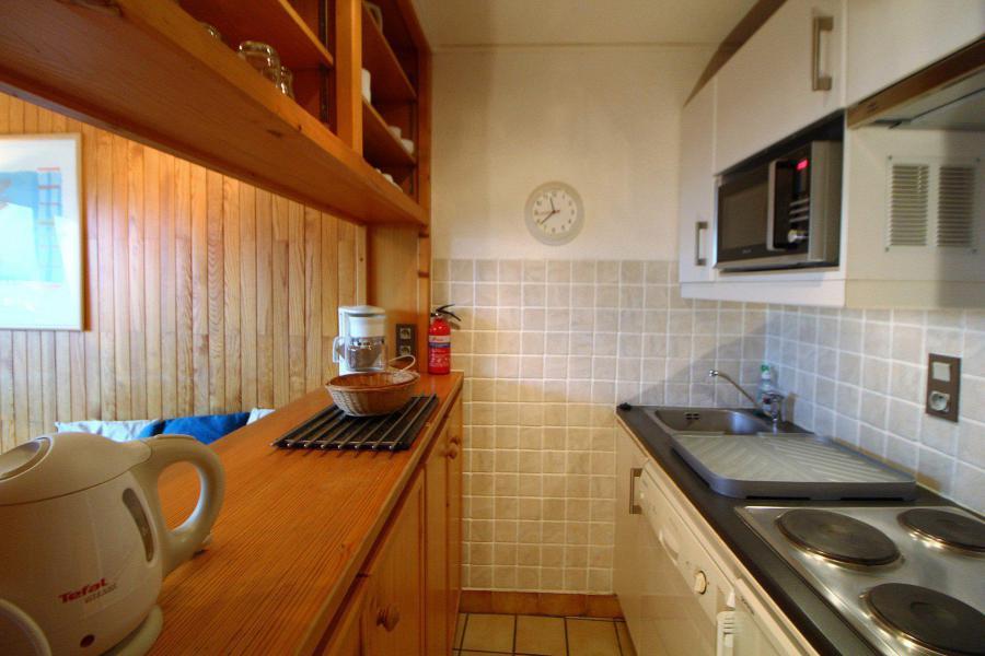 Location au ski Appartement 2 pièces coin montagne 6 personnes (001) - Résidence le Centre - Champagny-en-Vanoise - Kitchenette