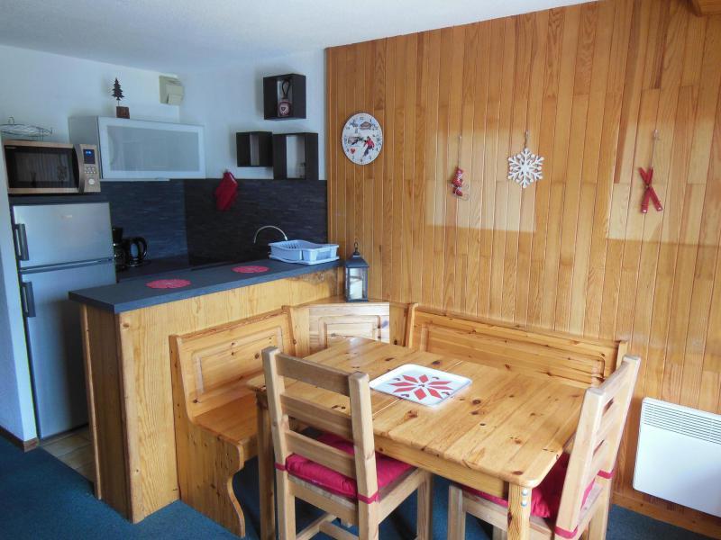 Location au ski Appartement 3 pièces 6 personnes (052) - Résidence le Centre - Champagny-en-Vanoise - Séjour