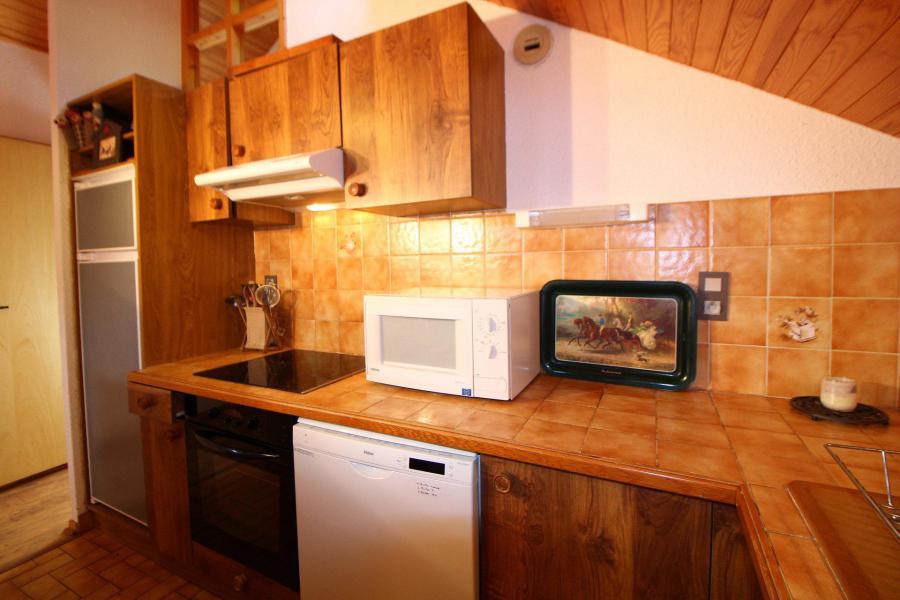 Location au ski Appartement 4 pièces 8 personnes (014) - Résidence le Centre - Champagny-en-Vanoise - Kitchenette