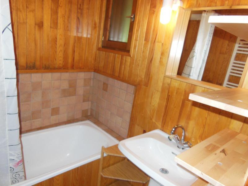 Location au ski Studio cabine 4 personnes (016) - Résidence le Centre - Champagny-en-Vanoise - Appartement