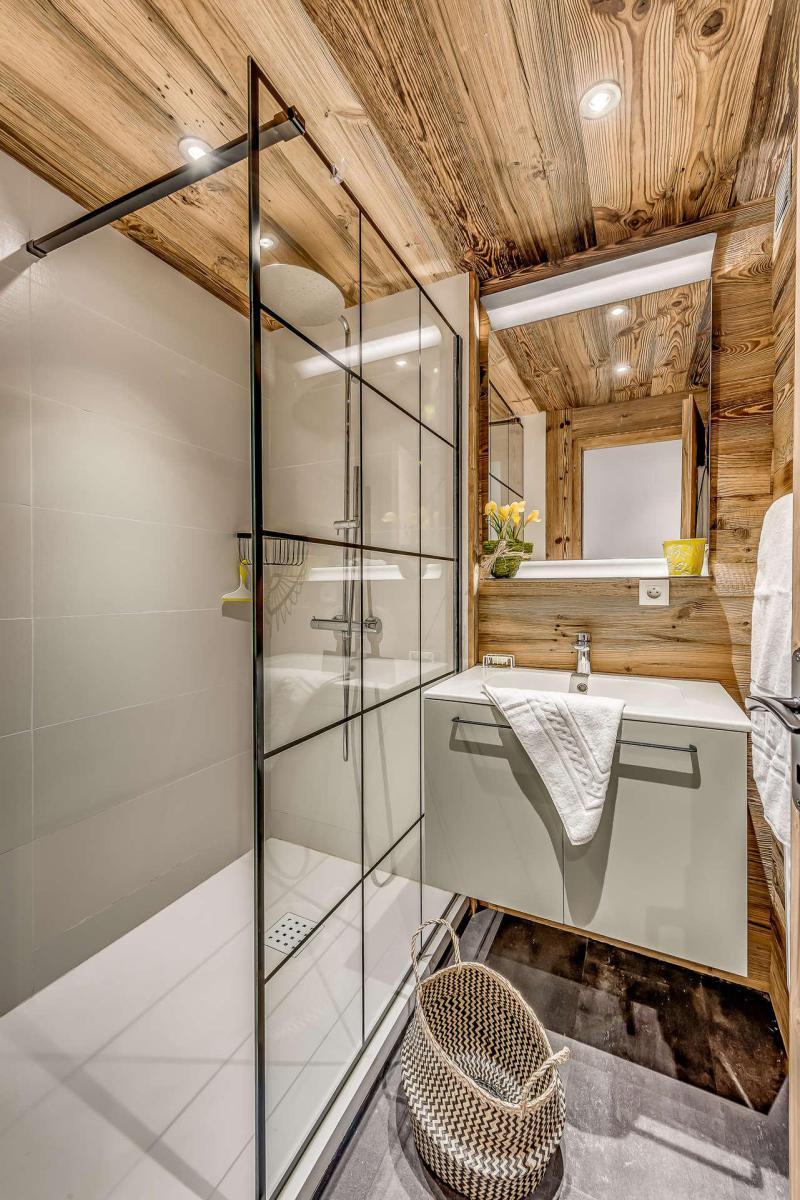 Wynajem na narty Apartament 3 pokojowy 6 osób (052CL) - Résidence le Chardonnet - Champagny-en-Vanoise