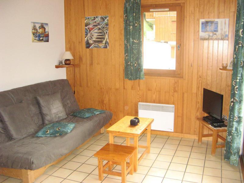 Location au ski Appartement 2 pièces cabine 6 personnes (011CL) - Résidence le Chardonnet - Champagny-en-Vanoise