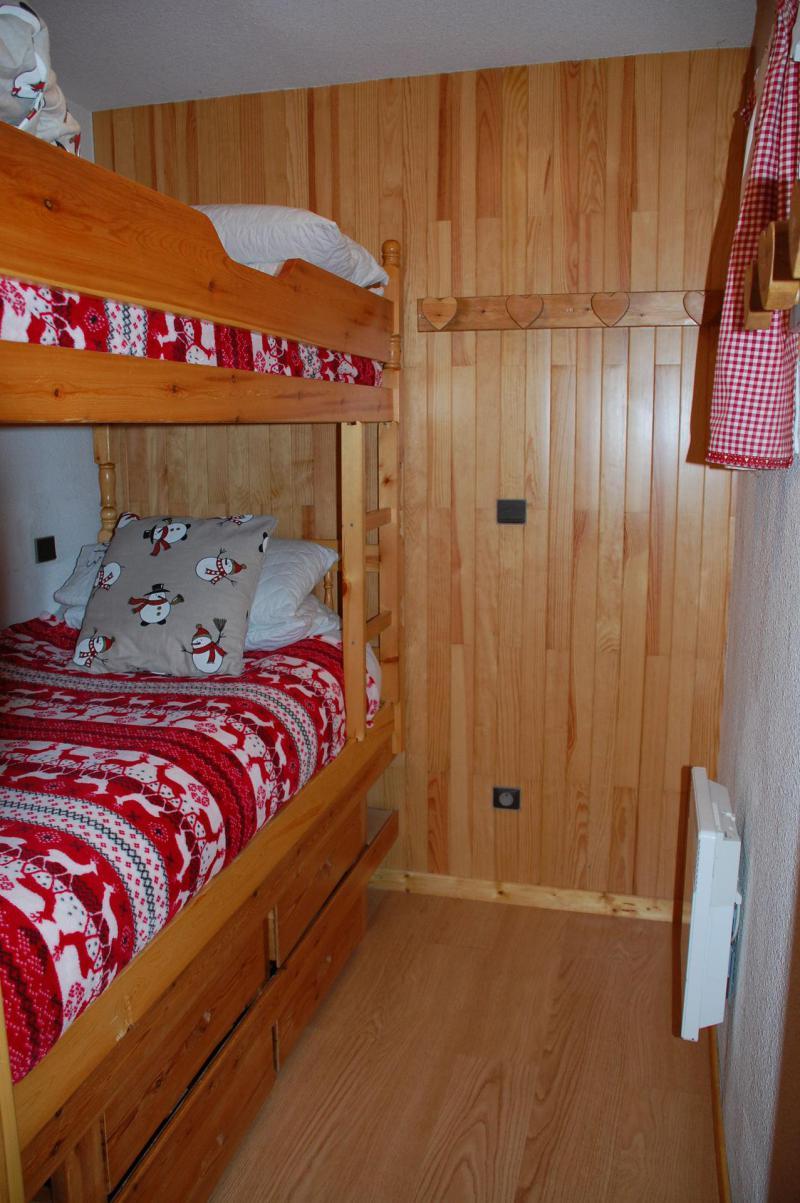 Wynajem na narty Apartament 2 pokojowy kabina 6 osób (003CL) - Résidence le Chardonnet - Champagny-en-Vanoise - Łóżkami piętrowymi