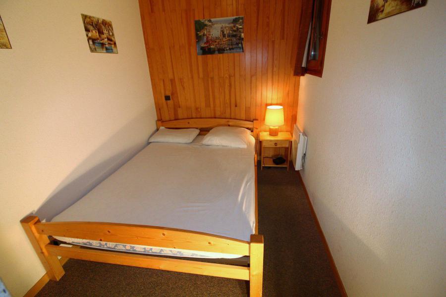 Wynajem na narty Apartament 2 pokojowy kabina 6 osób (011CL) - Résidence le Chardonnet - Champagny-en-Vanoise - Łóżkem małżeńskim