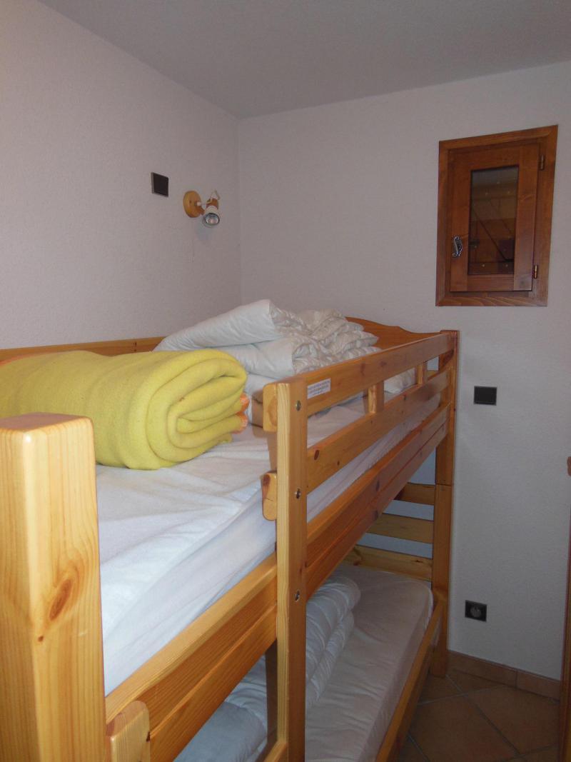 Wynajem na narty Apartament 2 pokojowy kabina 6 osób (021CL) - Résidence le Chardonnet - Champagny-en-Vanoise - Łóżkami piętrowymi