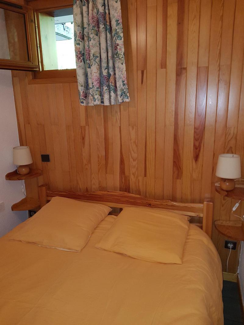 Wynajem na narty Apartament 2 pokojowy z alkową 6 osób (026CL) - Résidence le Chardonnet - Champagny-en-Vanoise - Łóżkem małżeńskim