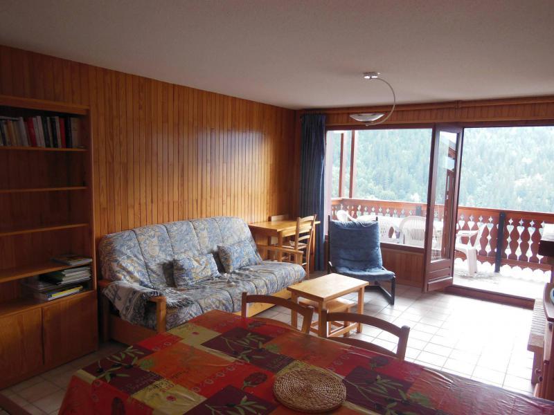 Wynajem na narty Apartament 3 pokojowy kabina 6 osób (033CL) - Résidence le Chardonnet - Champagny-en-Vanoise - Łazienka