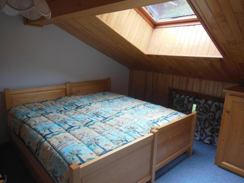 Wynajem na narty Apartament 3 pokojowy kabina 6 osób (033CL) - Résidence le Chardonnet - Champagny-en-Vanoise - Łóżkem małżeńskim
