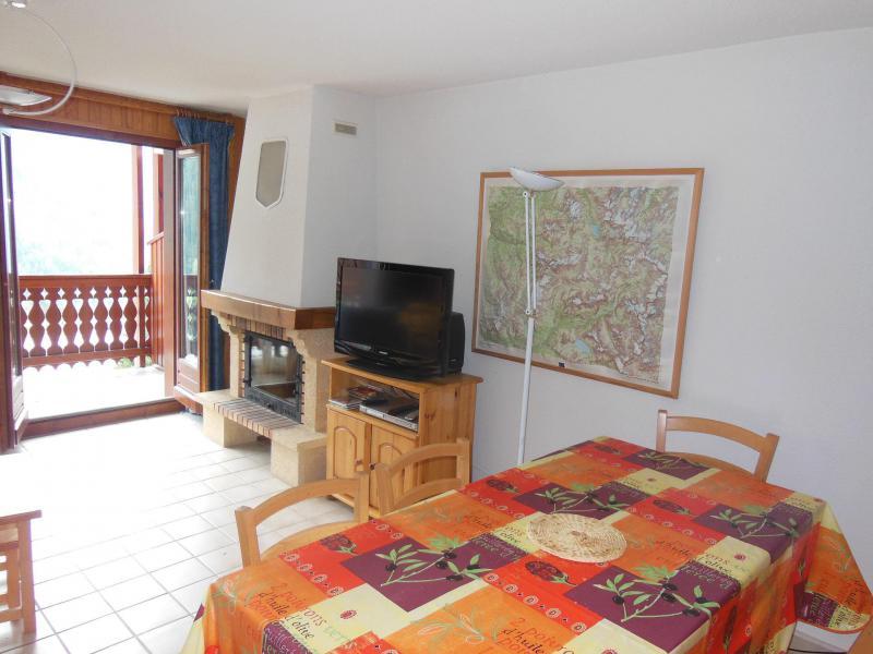 Wynajem na narty Apartament 3 pokojowy kabina 6 osób (033CL) - Résidence le Chardonnet - Champagny-en-Vanoise - Pokój gościnny