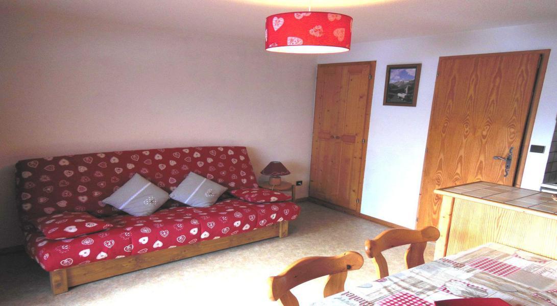 Location au ski Appartement 2 pièces 5 personnes (014CL) - Résidence le Chardonnet - Champagny-en-Vanoise - Kitchenette