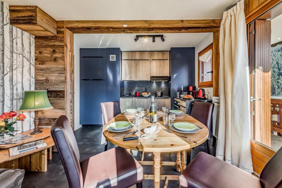 Location au ski Appartement 3 pièces 6 personnes (052CL) - Résidence le Chardonnet - Champagny-en-Vanoise - Séjour