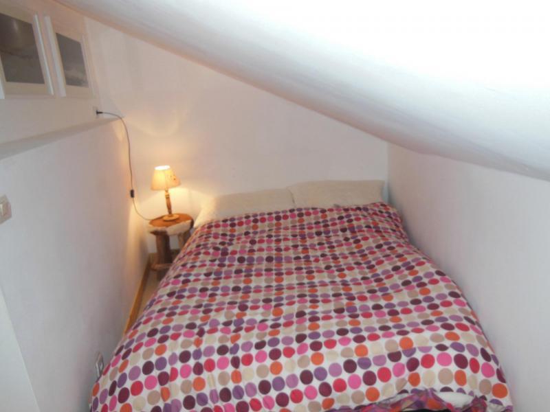 Soggiorno sugli sci Appartamento 3 stanze con mezzanino per 6 persone - Résidence le Dahu - Champagny-en-Vanoise - Letto matrimoniale