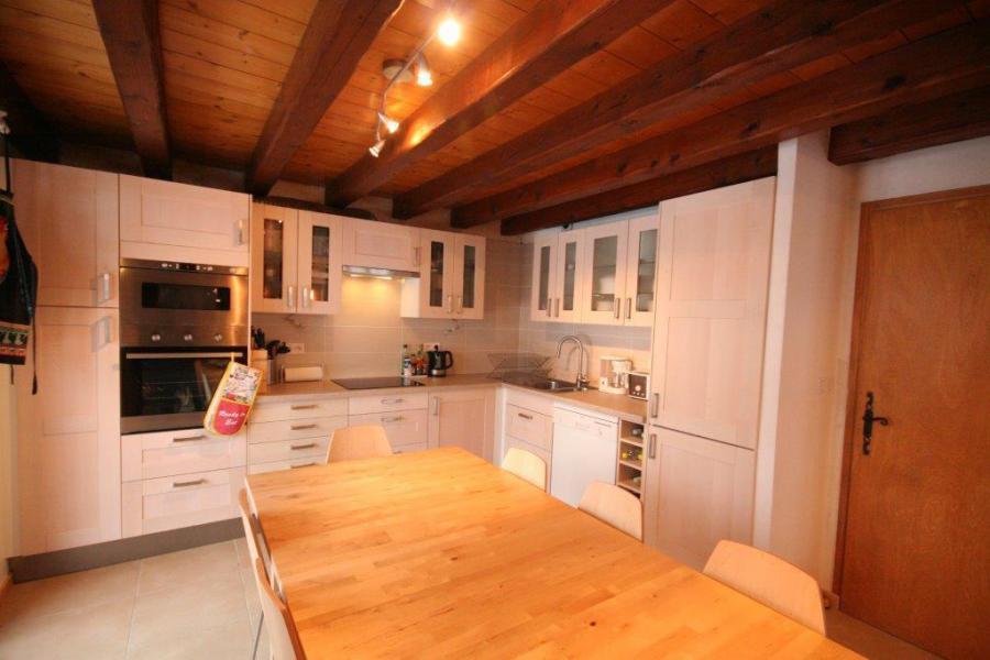 Location au ski Chalet 7 pièces 12 personnes (IsardCH) - Résidence le Hameau des Rochers - Champagny-en-Vanoise - Kitchenette