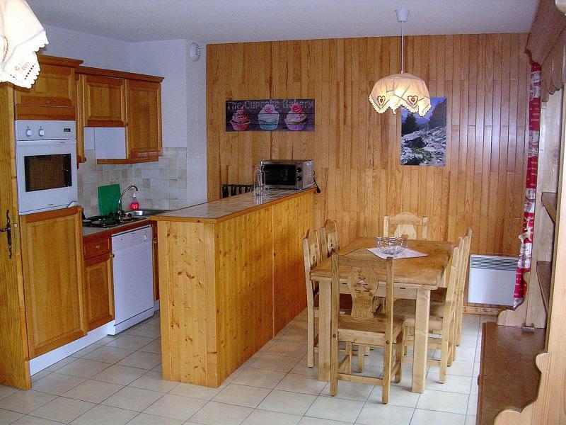 Location au ski Appartement 4 pièces 8 personnes (01BCL) - Résidence le Roselin - Champagny-en-Vanoise - Kitchenette