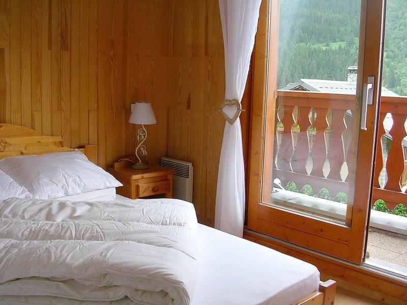 Location au ski Appartement 4 pièces 8 personnes (01BCL) - Résidence le Roselin - Champagny-en-Vanoise - Lit double