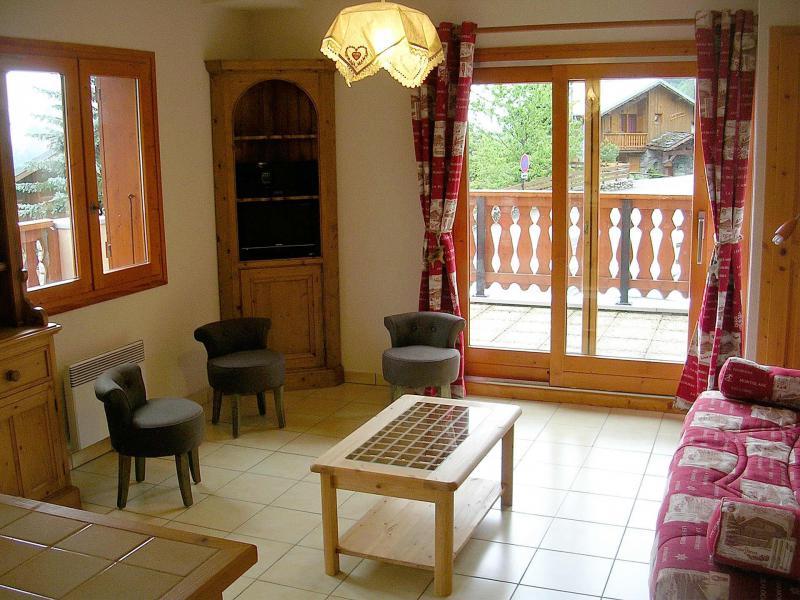 Location au ski Appartement 4 pièces 8 personnes (01BCL) - Résidence le Roselin - Champagny-en-Vanoise - Séjour