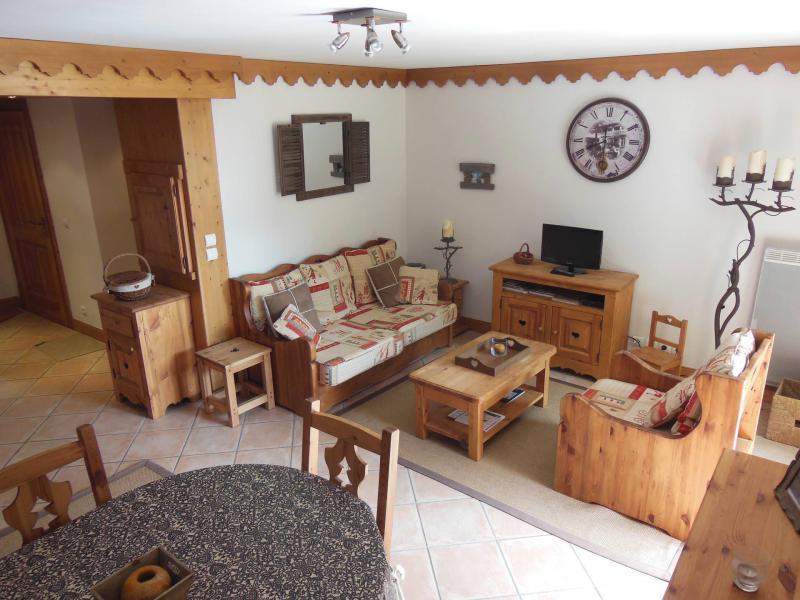 Skiverleih 3-Zimmer-Appartment für 6 Personen (5P) - Résidence les Alpages - Champagny-en-Vanoise - Appartement