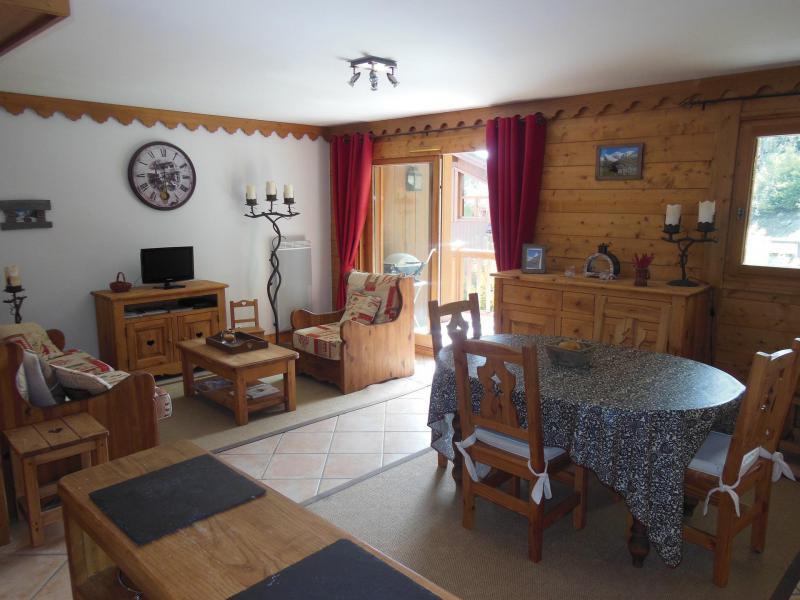 Location au ski Appartement 3 pièces 6 personnes (5P) - Résidence les Alpages - Champagny-en-Vanoise - Appartement