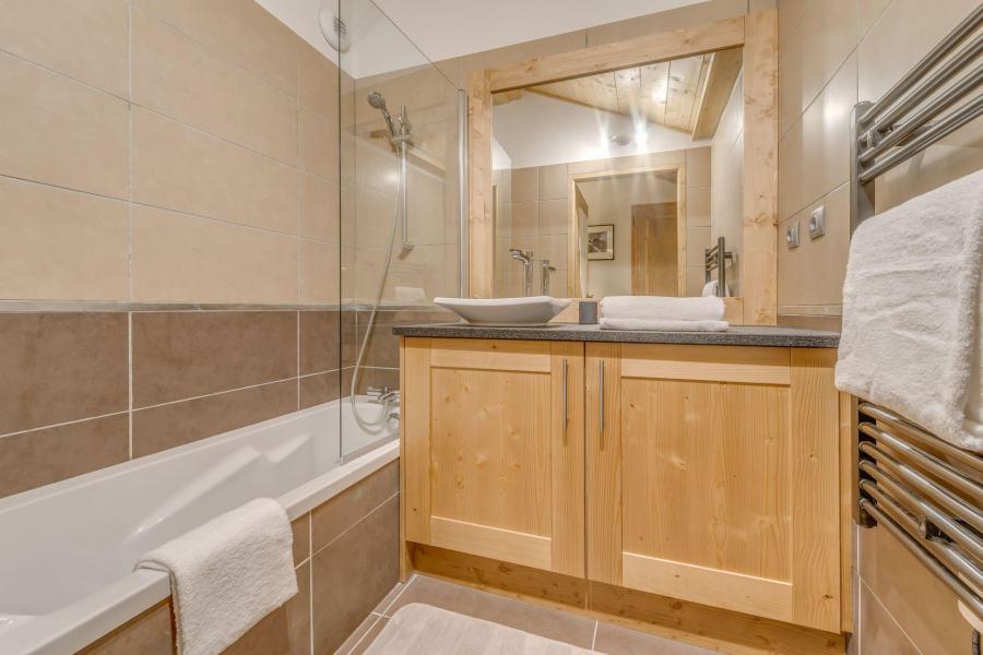Location au ski Appartement duplex 4 pièces 10 personnes (B24) - Résidence les Balcons Etoilés - Champagny-en-Vanoise