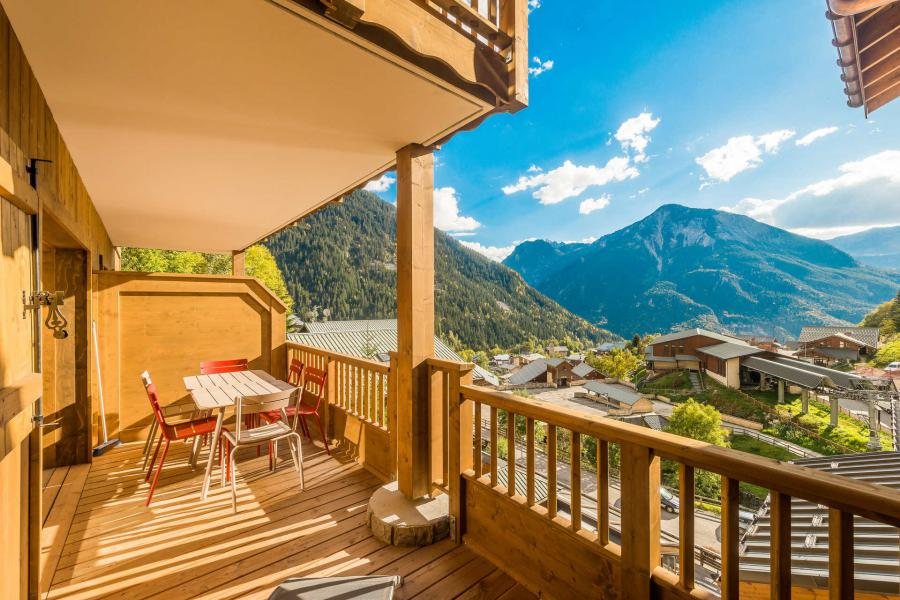 Location au ski Appartement 3 pièces 6 personnes (A19) - Résidence les Balcons Etoilés - Champagny-en-Vanoise