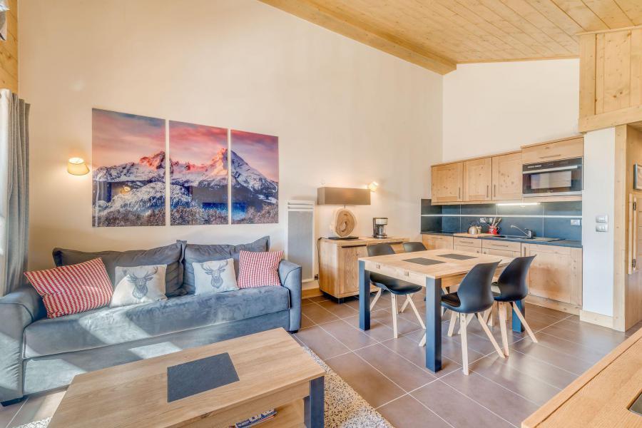 Location au ski Appartement 3 pièces 6 personnes (A12) - Résidence les Balcons Etoilés - Champagny-en-Vanoise