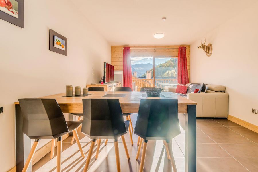 Location au ski Appartement 3 pièces 6 personnes (B12) - Résidence les Balcons Etoilés - Champagny-en-Vanoise