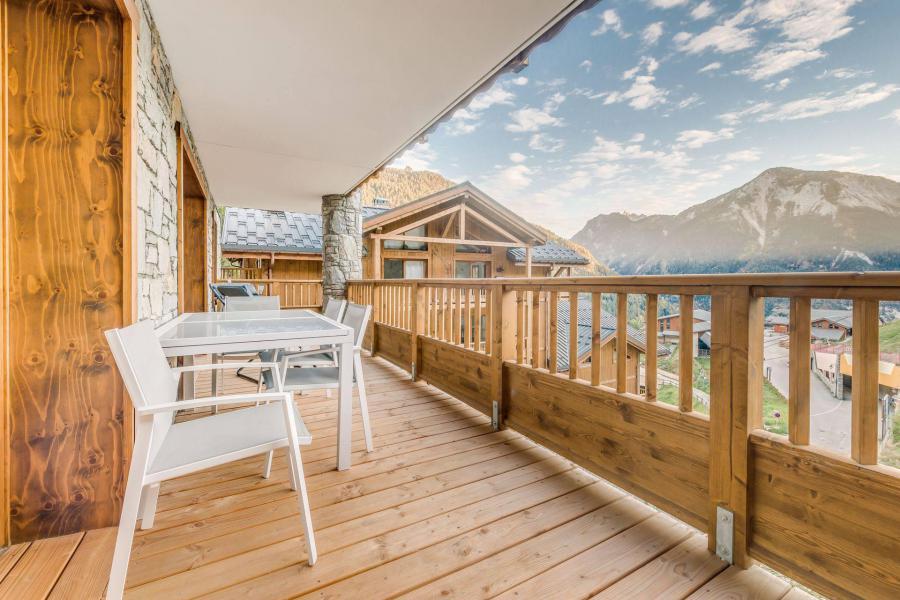 Location au ski Appartement 4 pièces 8 personnes (B03) - Résidence les Balcons Etoilés - Champagny-en-Vanoise