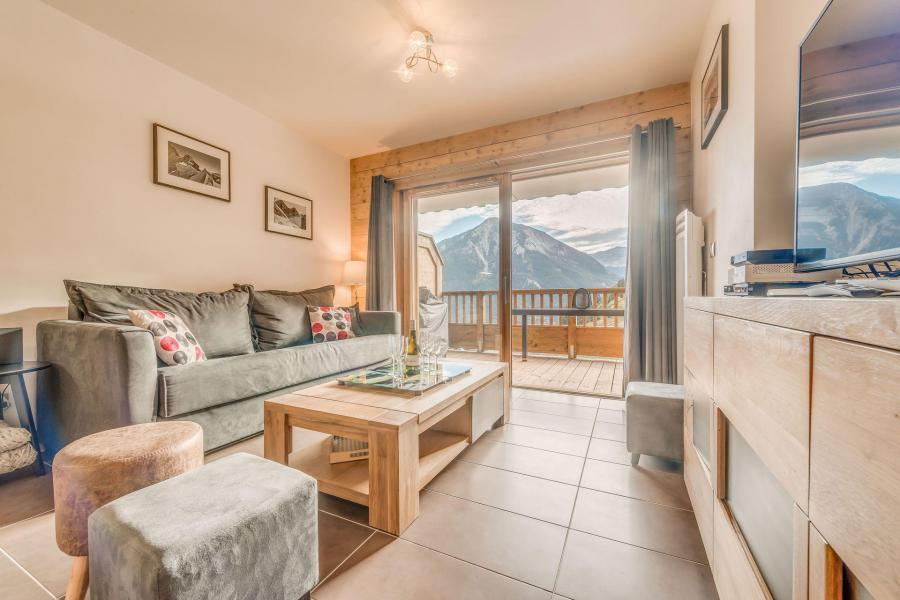 Location au ski Appartement 3 pièces 6 personnes (B09) - Résidence les Balcons Etoilés - Champagny-en-Vanoise