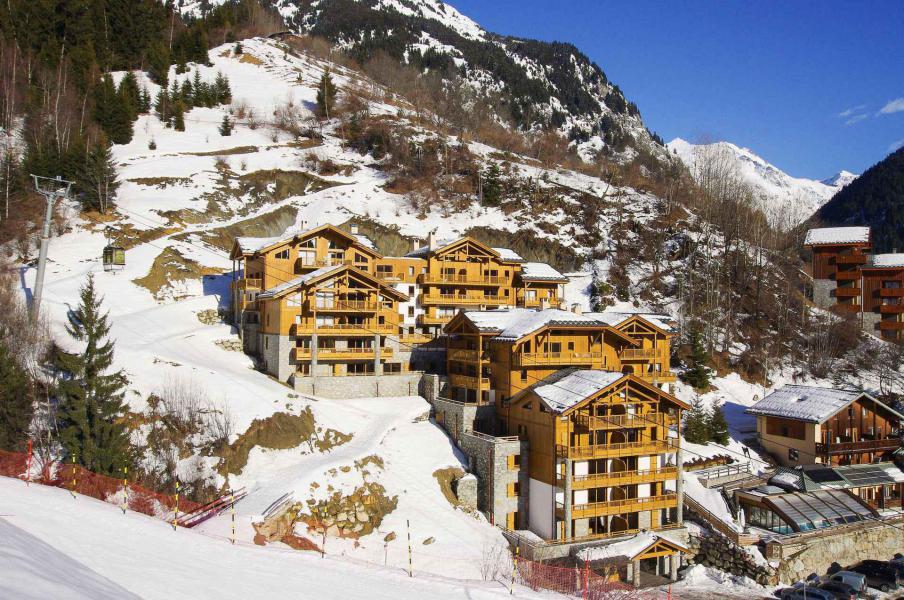 Location au ski Résidence les Balcons Etoilés - Champagny-en-Vanoise