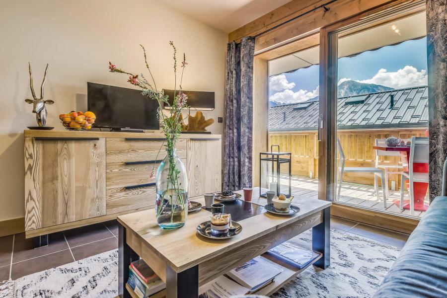Location au ski Appartement 2 pièces 4 personnes (B07) - Résidence les Balcons Etoilés - Champagny-en-Vanoise