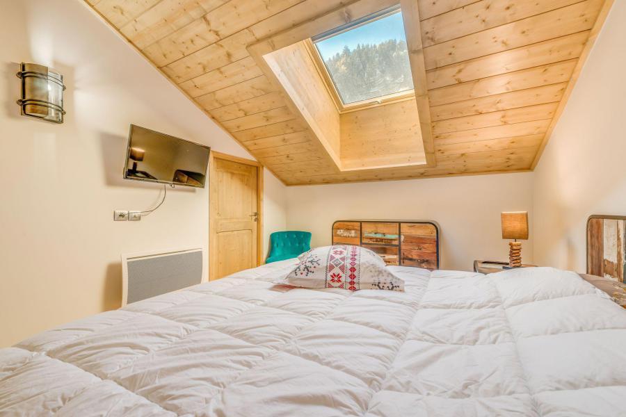 Location au ski Appartement 2 pièces mezzanine 6 personnes (B15) - Résidence les Balcons Etoilés - Champagny-en-Vanoise - Lit double