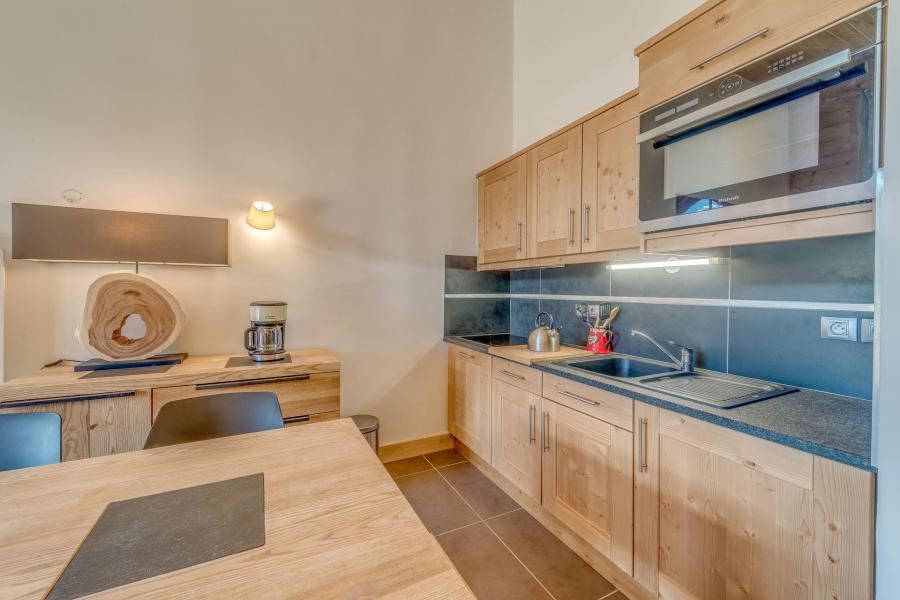 Location au ski Appartement 3 pièces 6 personnes (A12) - Résidence les Balcons Etoilés - Champagny-en-Vanoise - Kitchenette