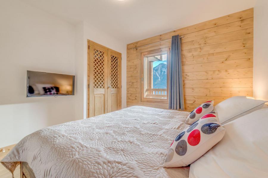 Location au ski Appartement 3 pièces 6 personnes (B09) - Résidence les Balcons Etoilés - Champagny-en-Vanoise - Lit double