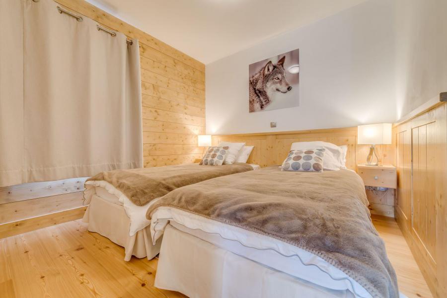 Location au ski Appartement 3 pièces 6 personnes (B09) - Résidence les Balcons Etoilés - Champagny-en-Vanoise - Lit simple