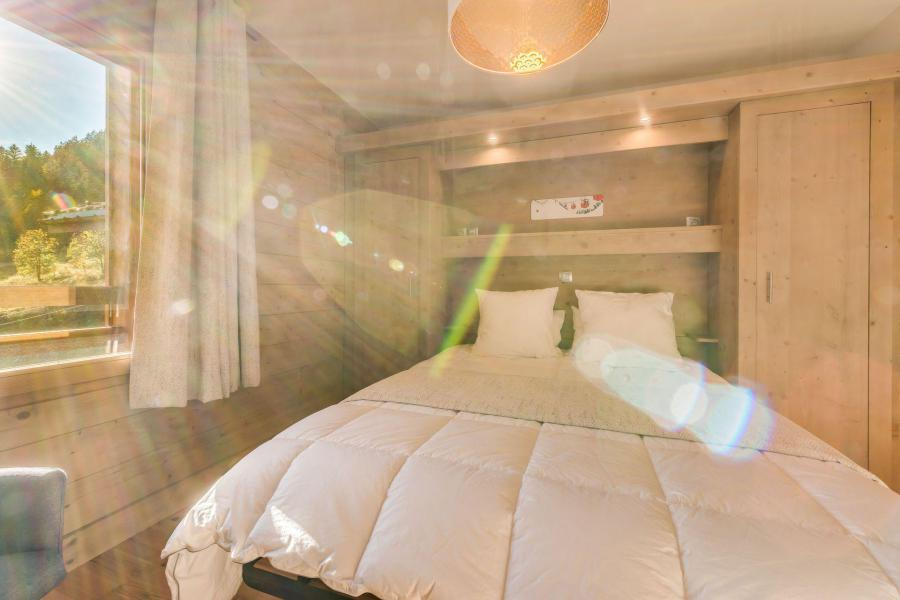 Location au ski Appartement 3 pièces 6 personnes (B12) - Résidence les Balcons Etoilés - Champagny-en-Vanoise - Lit double