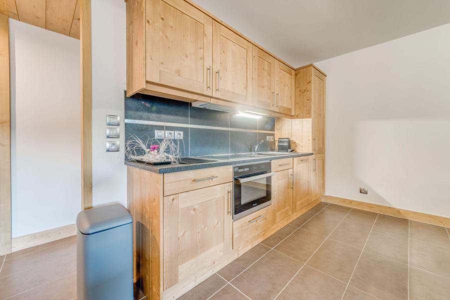 Location au ski Appartement 4 pièces 8 personnes (B03) - Résidence les Balcons Etoilés - Champagny-en-Vanoise - Kitchenette