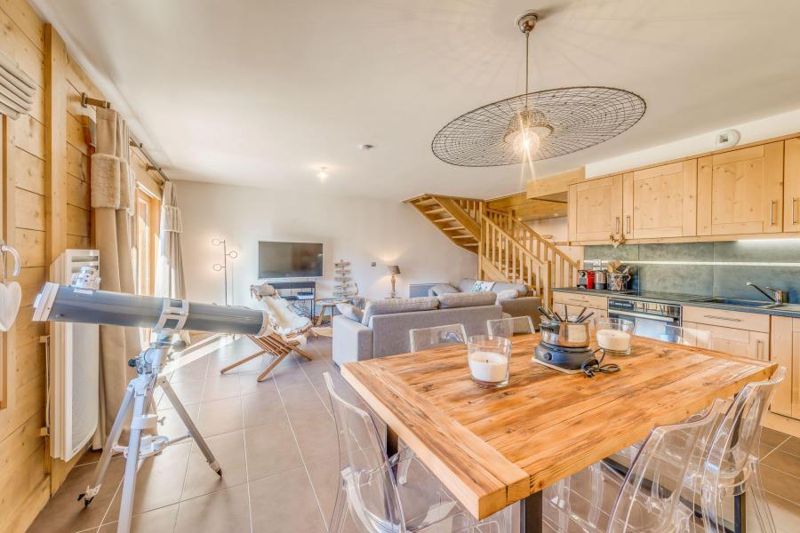 Location au ski Appartement duplex 4 pièces 10 personnes (B24) - Résidence les Balcons Etoilés - Champagny-en-Vanoise - Kitchenette
