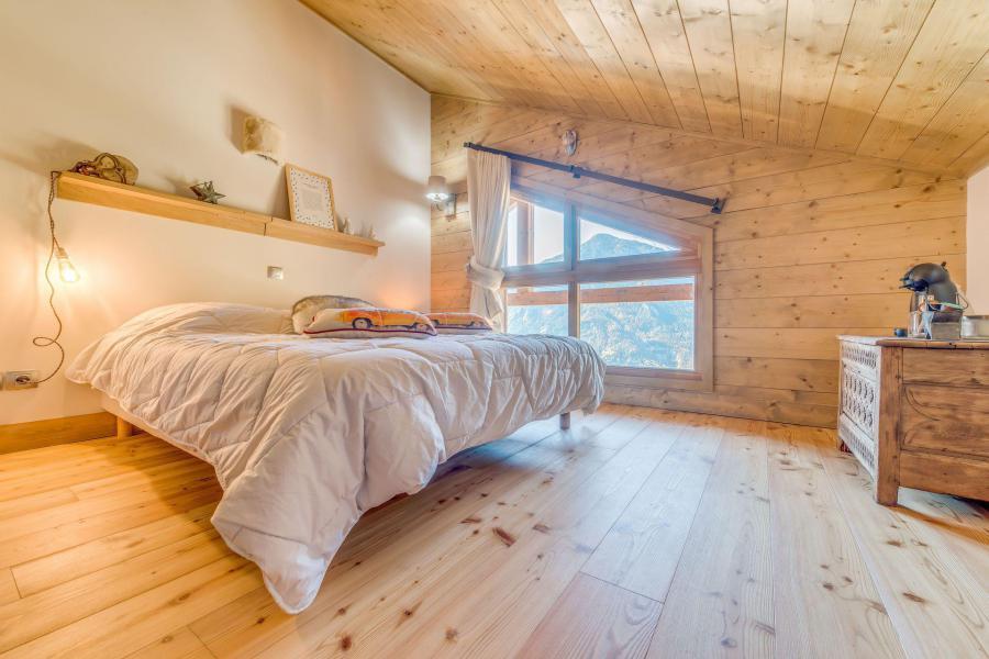 Location au ski Appartement duplex 4 pièces 10 personnes (B24) - Résidence les Balcons Etoilés - Champagny-en-Vanoise - Lit double