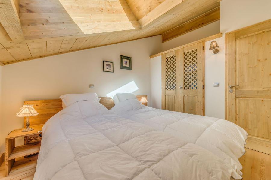 Location au ski Appartement duplex 4 pièces 8 personnes (B20) - Résidence les Balcons Etoilés - Champagny-en-Vanoise - Lit double