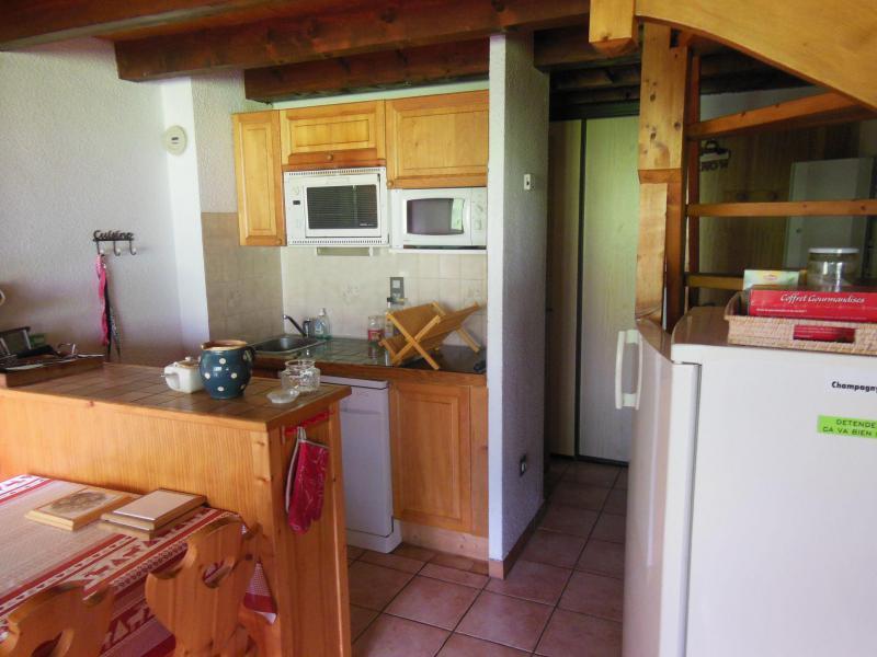Skiverleih 5 Zimmer Maisonettewohnung für 8 Personen (A019CL) - Résidence les Clarines - Champagny-en-Vanoise - Kochnische