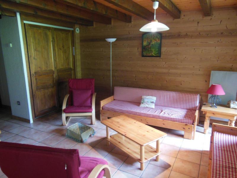 Location au ski Appartement duplex 5 pièces 8 personnes (A019CL) - Résidence les Clarines - Champagny-en-Vanoise - Banquette