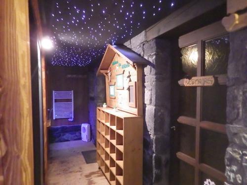 Location au ski Résidence les Edelweiss - Champagny-en-Vanoise - Réception