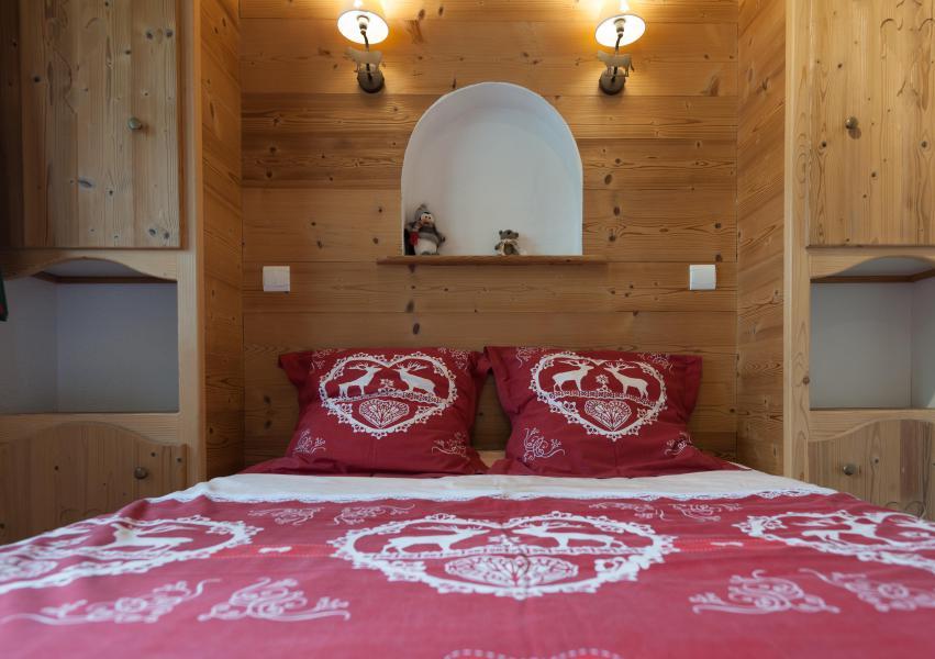 Location au ski Appartement 3 pièces 4 personnes - Résidence les Edelweiss - Champagny-en-Vanoise - Chambre