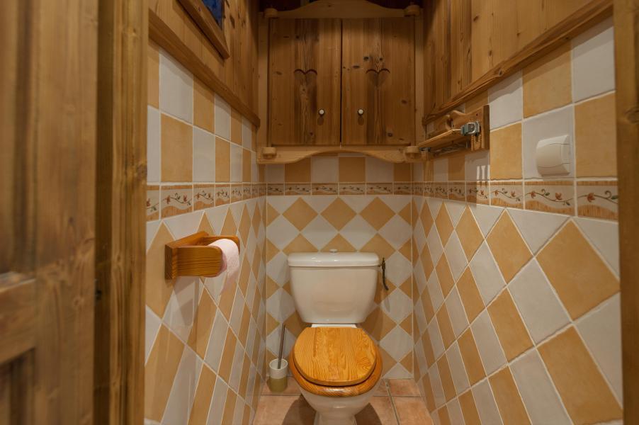 Location au ski Appartement 3 pièces 4 personnes - Résidence les Edelweiss - Champagny-en-Vanoise - Wc