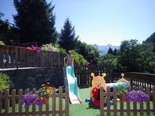 Location au ski Residence Les Edelweiss - Champagny-en-Vanoise - Jeux