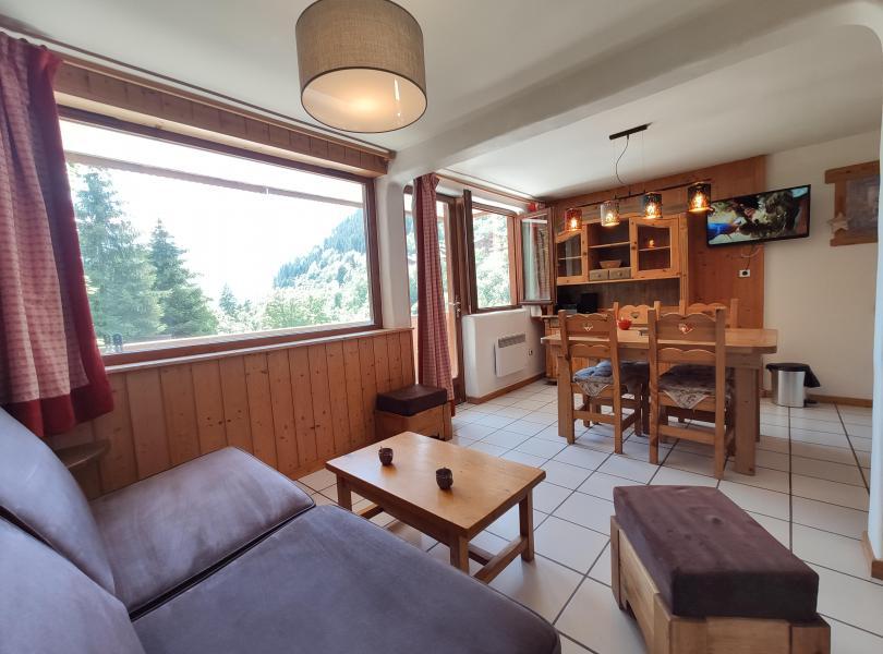 Location au ski Résidence les Edelweiss - Champagny-en-Vanoise - Séjour